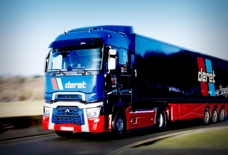 Deret - Transports
