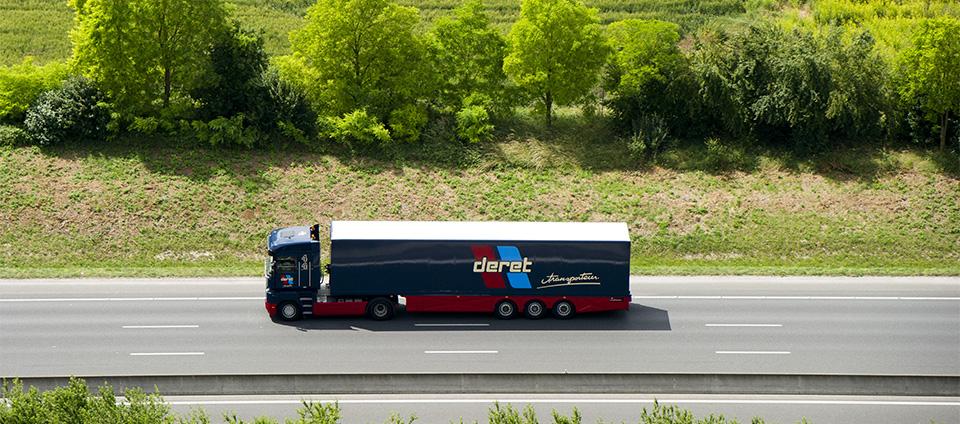 Camion Deret Transport